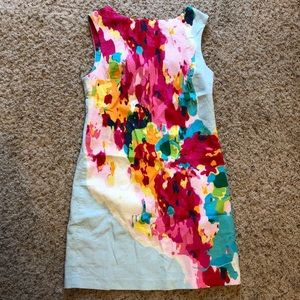 Summery Anthropology Dress